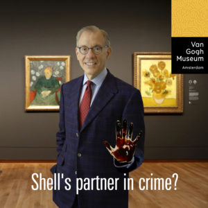 Shell and the Van Gogh Museum's Supervisory Board